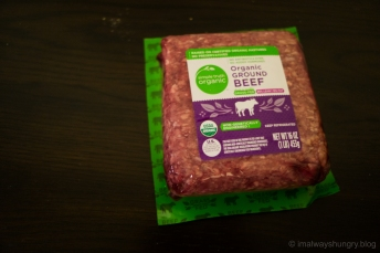 Organic/Grass-Fed Ground Beef